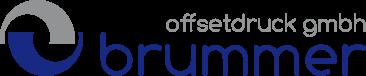 Logo von Offsetdruck Brummer GmbH